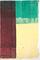 Bild Nr. 14042 — Michaelis, Farbflächen braun-gelb-grün