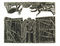 Bild Nr. 2063 — Grieshaber, Bileam I (Bin ich nicht deine Eselin?)