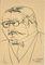 Bild Nr. 11327 — Scharl, Mann mit Fliege und Brille