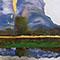Bild Nr. 16313 — Klose, Silber-Gold-Idyll (Dolomiten)
