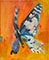 Bild Nr. 17720 — Weissenbacher, Schmetterling und Feuer