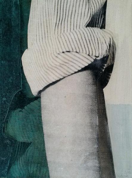 Bild Nr. 12374 — Ulrike Michaelis (1958-2015): Ohne Titel (2012)