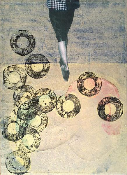 Bild Nr. 12384 — Ulrike Michaelis (1958-2015): Ohne Titel (2005)