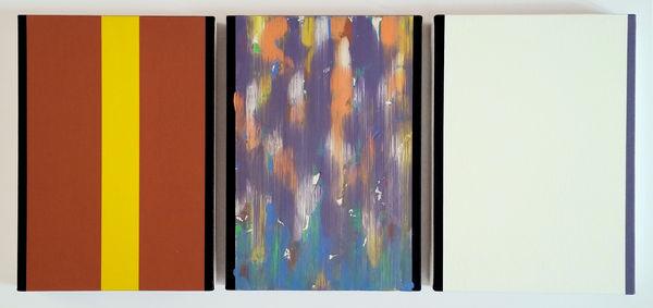 Bild Nr. 12390 — Ernst Wolf (*1948): Gleichzeit 12/014 (2014)
