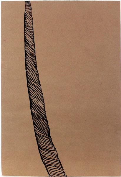 Bild Nr. 13019 — Ulrike Michaelis (1958-2015): Ohne Titel (Horn) (um 1999)