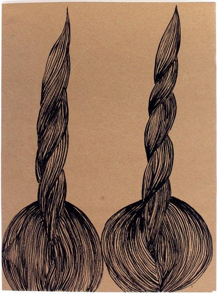Bild Nr. 13029 — Ulrike Michaelis (1958-2015): Ohne Titel (um 1999)