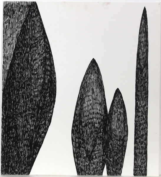 Bild Nr. 13053 — Ulrike Michaelis (1958-2015): Ohne Titel