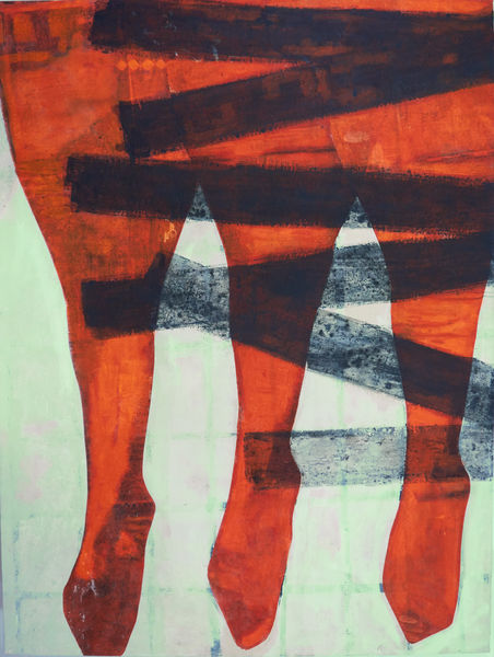 Bild Nr. 13339 — Ulrike Michaelis (1958-2015): Ohne Titel (2010)