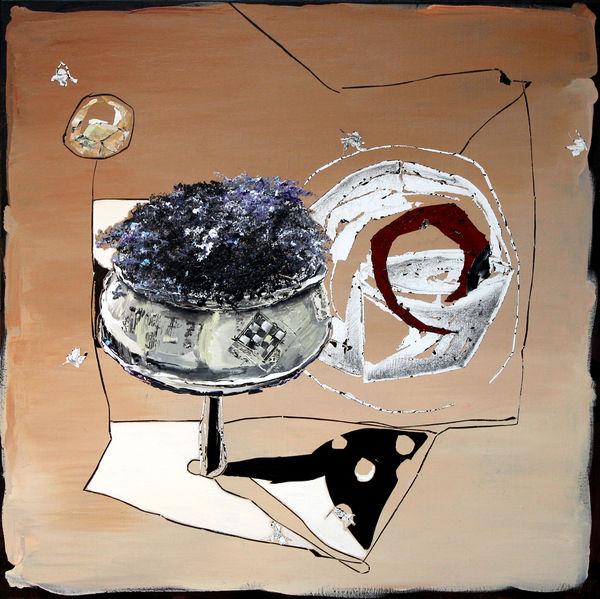 Bild Nr. 13893 — Andrea Lein (*1959): Nest (2016)