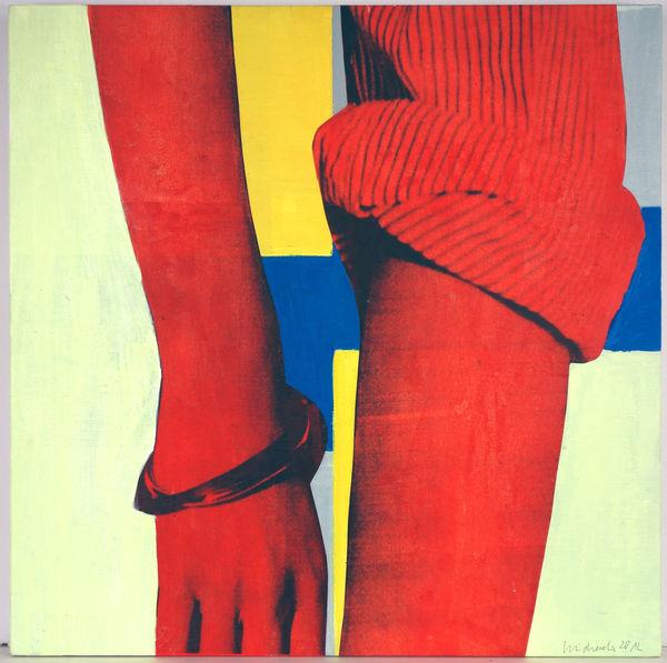 Bild Nr. 14014 — Ulrike Michaelis (1958-2015): Ohne Titel (2012)