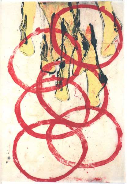 Bild Nr. 14028 — Ulrike Michaelis (1958-2015): Ohne Titel