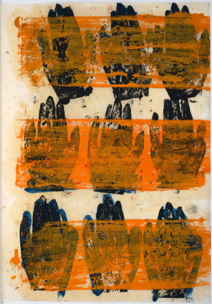 Bild Nr. 14030 — Ulrike Michaelis (1958-2015): Ohne Titel