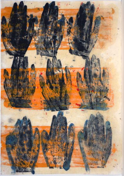Bild Nr. 14031 — Ulrike Michaelis (1958-2015): Ohne Titel