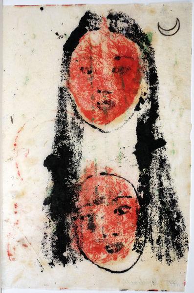 Bild Nr. 14032 — Ulrike Michaelis (1958-2015): Ohne Titel