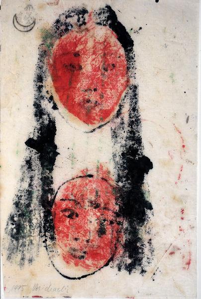 Bild Nr. 14033 — Ulrike Michaelis (1958-2015): Ohne Titel