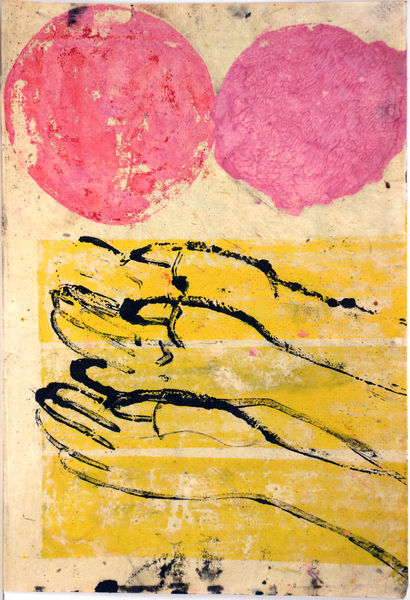 Bild Nr. 14034 — Ulrike Michaelis (1958-2015): Ohne Titel