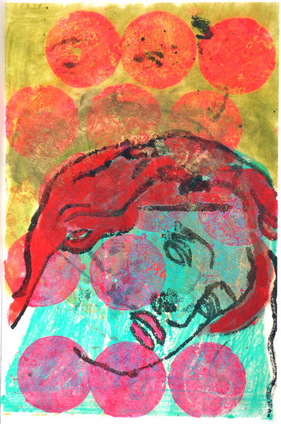 Bild Nr. 14054 — Ulrike Michaelis (1958-2015): Ohne Titel (2003)