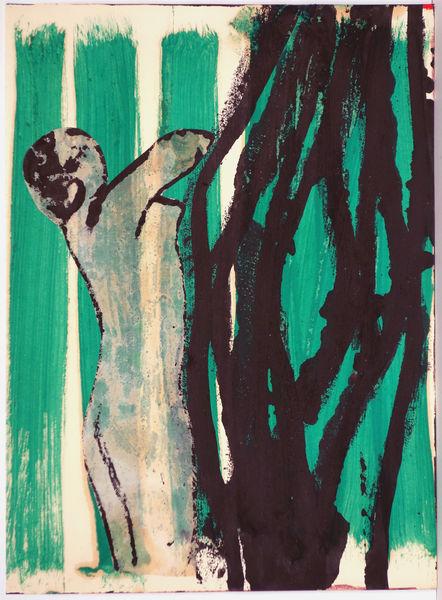 Bild Nr. 14059 — Ulrike Michaelis (1958-2015): Ohne Titel (1994)