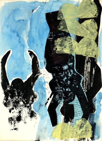 Bild Nr. 14419 — Ulrike Michaelis (1958-2015): Ohne Titel (1993)
