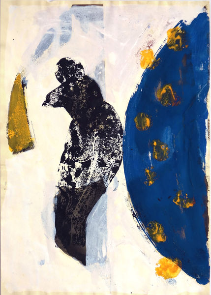 Bild Nr. 14420 — Ulrike Michaelis (1958-2015): Ohne Titel (1992)