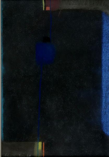 Bild Nr. 14798 — Max Ackermann (1887-1975): Ohne Titel (Rom) (1964)