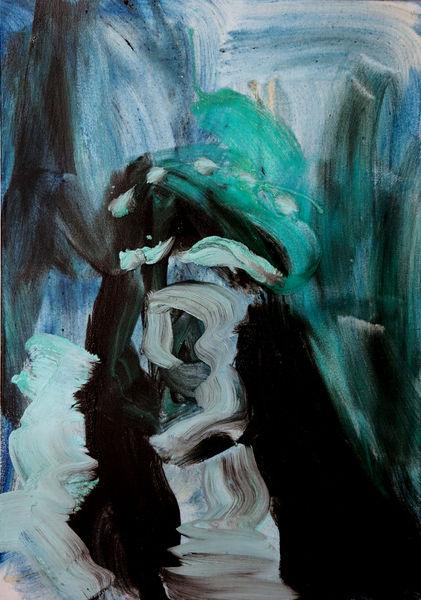 Bild Nr. 14869 — Robert Weissenbacher (*1983): Königin der Nacht (2017)