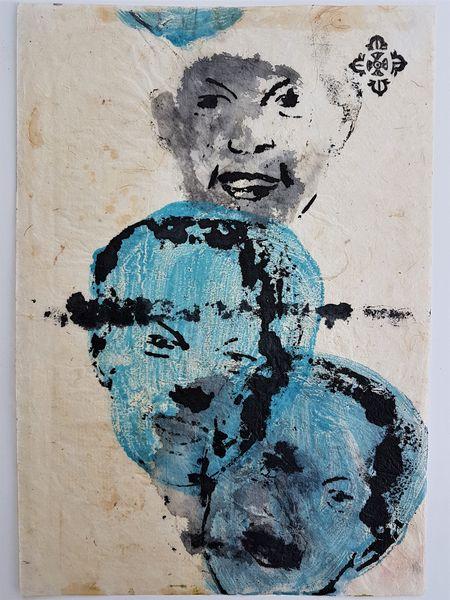 Bild Nr. 14899 — Ulrike Michaelis (1958-2015): Ohne Titel