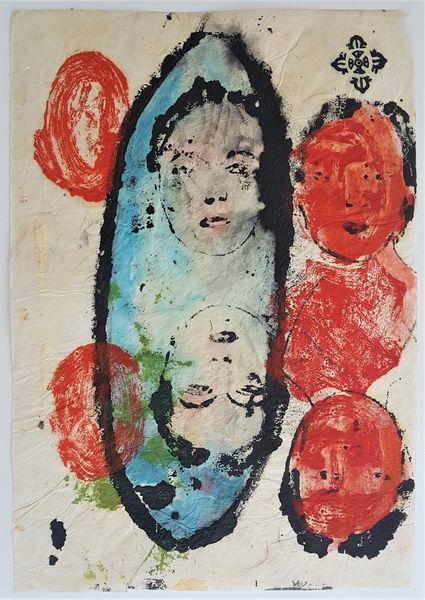 Bild Nr. 14905 — Ulrike Michaelis (1958-2015): Ohne Titel