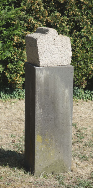 Bild Nr. 15216 — Bernhard Müller-Feyen (1931-2004): Archetyp (1994)