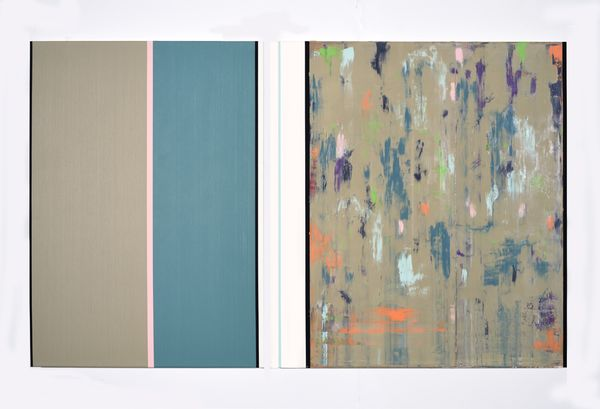 Bild Nr. 15546 — Ernst Wolf (*1948): Bildpaar 3/16 (2016)