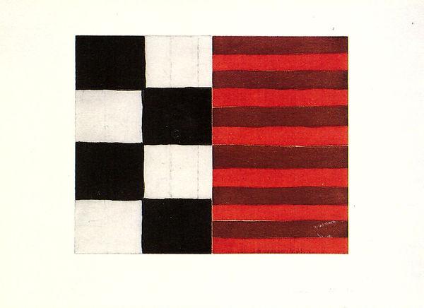 Bild Nr. 15557 — Sean Scully (*1945): π (1994)