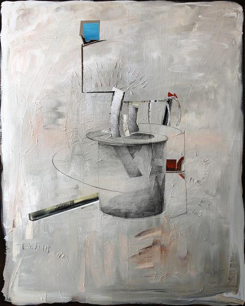 Bild Nr. 15560 — Andrea Lein (*1959): Hexerei (2018)