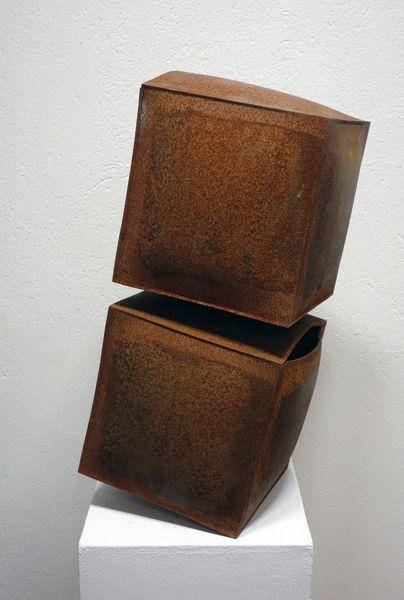 Bild Nr. 15573 — Clemens Hutter (*1984): Eiswürfelkombination