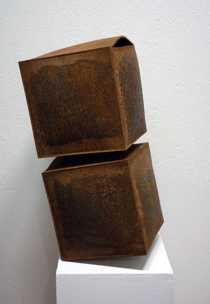Bild Nr. 15574 — Clemens Hutter (*1984): Eiswürfelkombination