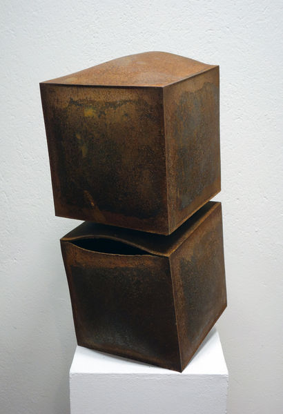 Bild Nr. 15576 — Clemens Hutter (*1984): Eiswürfelkombination