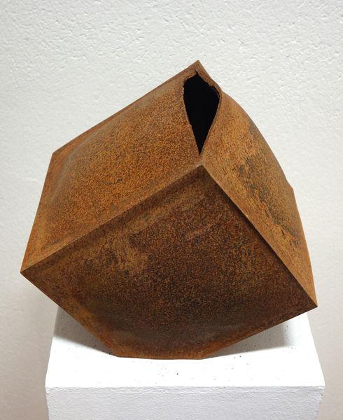 Bild Nr. 15590 — Clemens Hutter (*1984): Eiswürfel