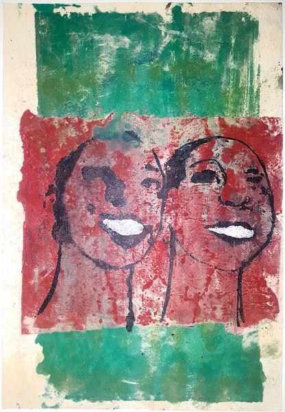 Bild Nr. 15633 — Ulrike Michaelis (1958-2015): Ohne Titel