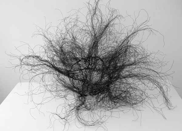 Bild Nr. 15644 — Angelika Summa (*1952): Skulpton (2013)