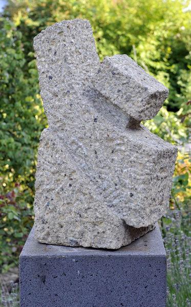 Bild Nr. 4335 — Bernhard Müller-Feyen (1931-2004): Archetyp (1993)