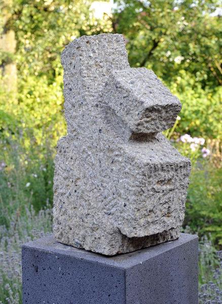 Bild Nr. 4336 — Bernhard Müller-Feyen (1931-2004): Archetyp (1993)