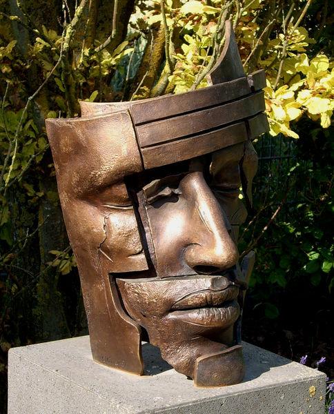 Bild Nr. 6742 — Gunther Stilling (*1943): African King (1991)