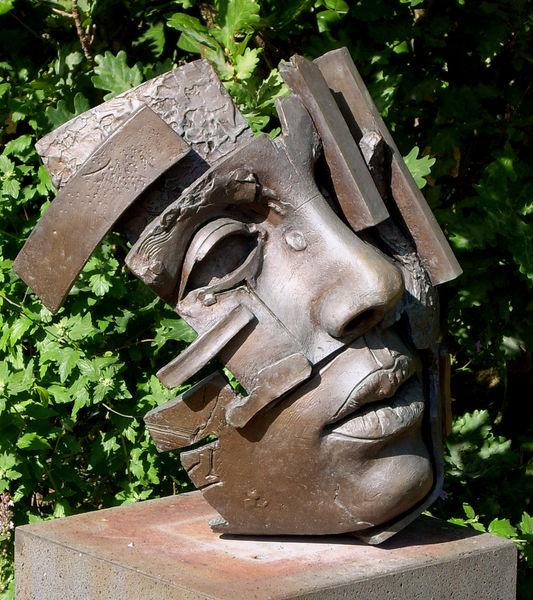 Bild Nr. 6745 — Gunther Stilling (*1943): Agora
