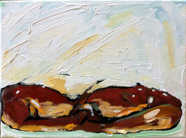 Bild Nr. 8384 — Wolfgang Häberle (*1951): Kleine Heimat - auf Augenhöhe (2011)