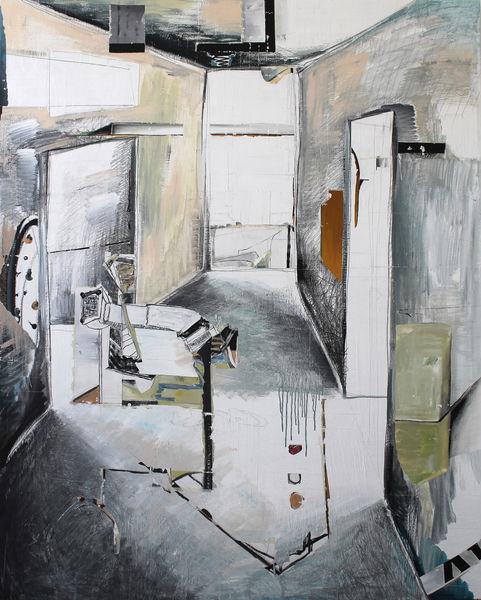 Bild Nr. 11969 — Andrea Lein (*1959): Inventar (2014)