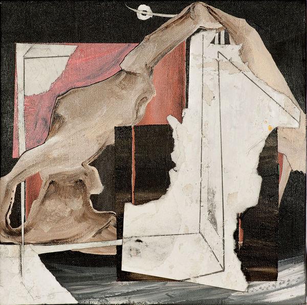 Bild Nr. 11971 — Andrea Lein (*1959): Geist (2014)