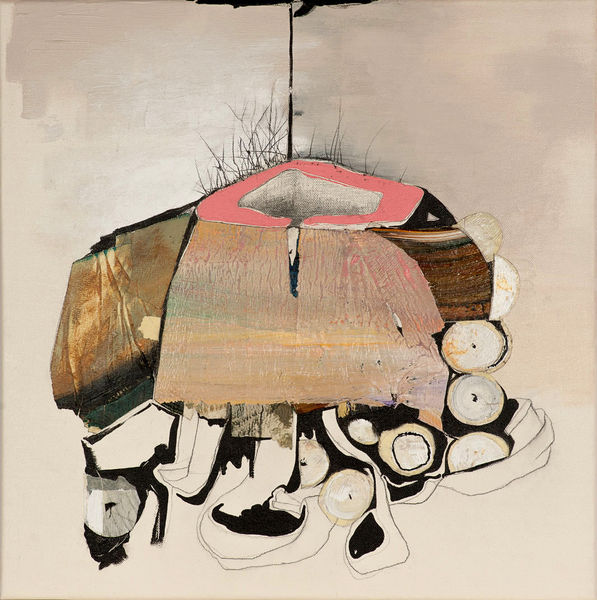 Bild Nr. 11975 — Andrea Lein (*1959): Staubfänger (2014)