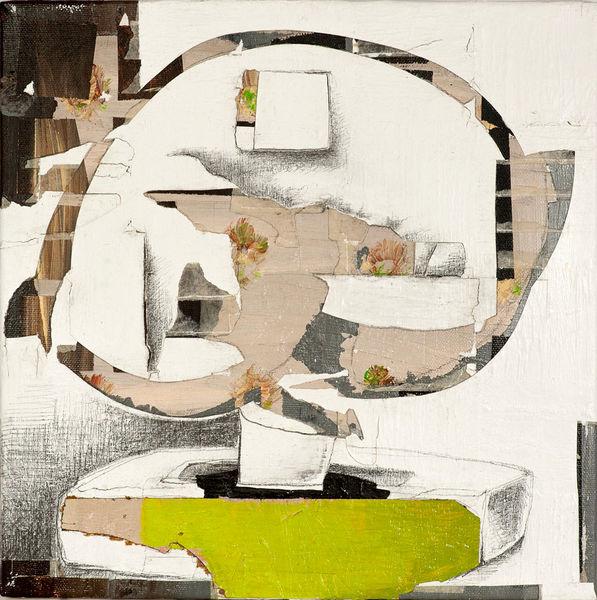 Bild Nr. 11976 — Andrea Lein (*1959): Antenne (2014)