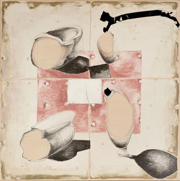 Bild Nr. 11982 — Andrea Lein (*1959): Quartett (2014)