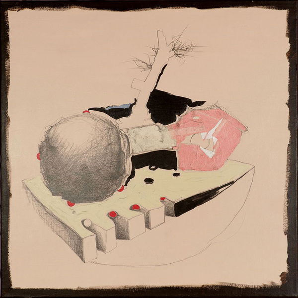 Bild Nr. 11983 — Andrea Lein (*1959): Fetisch (2014)