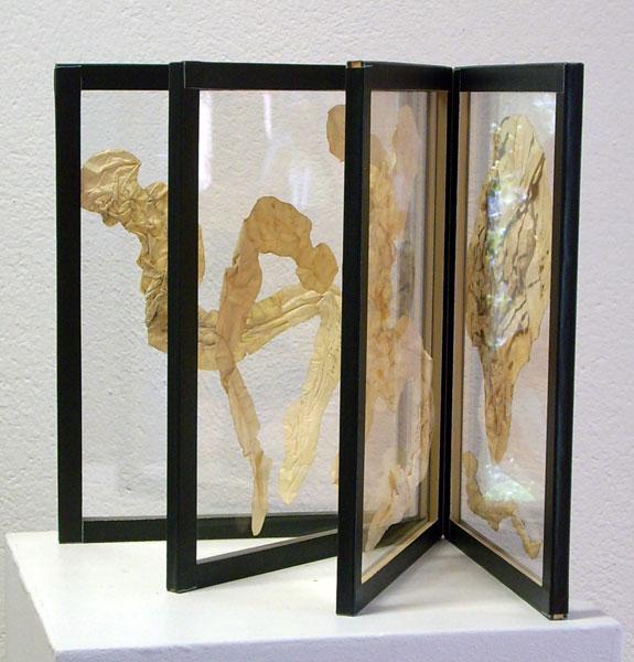 Bild Nr. 1216 — Jürgen Brodwolf (*1932): Figuration (1999)